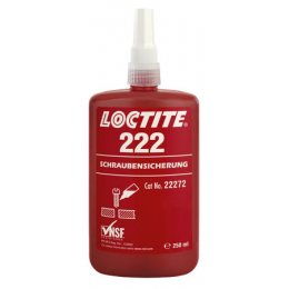 Loctite 222 анаер.лепило 50мл