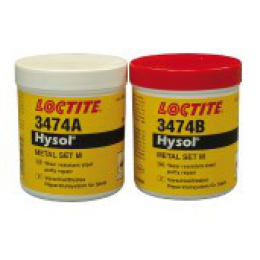 Loctite 3474 M ST4 пастообр.стомана 2x250g.