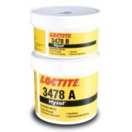 Loctite 3478 метален к-кт 453г. Суперметал